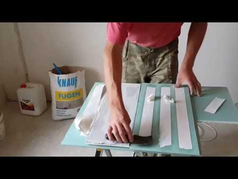 Тест бумажной ленты