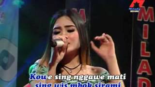 Download lagu Nella Kharisma - Akhire Cidro  [OFFICIAL]