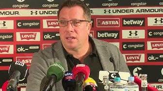 FC St. Pauli stellt Kauczinski als Nachfolger von Trainer Janßen vor