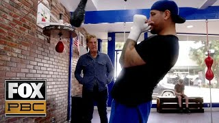 Ruiz Jr. vs. Arreola | FIGHT CAMP Episode 2: Legacy | PBC ON FOX