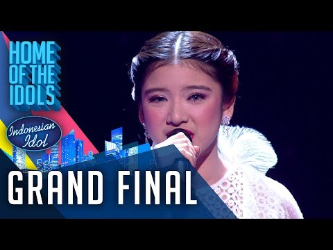 TIARA - THE GREATEST LOVE OF ALL (Whitney Houston) - GRAND FINAL - Indonesian Idol 2020