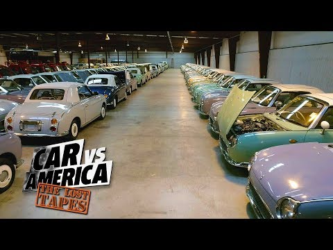 The Most Amazing Secret Car Collection In America