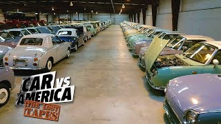 The Most Amazing Secret Car Collection In America thumbnail
