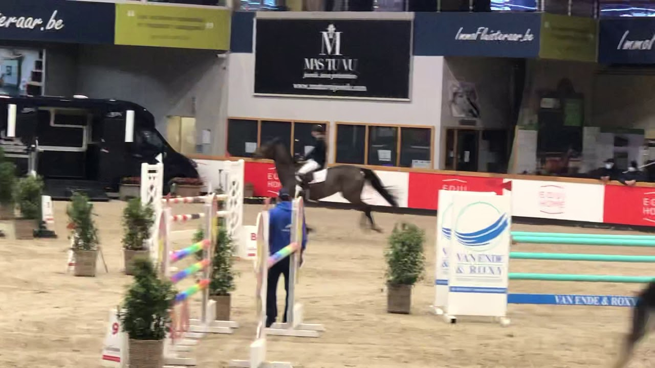 Prada di Costa M - CSI 6yo Final Opglabbeek