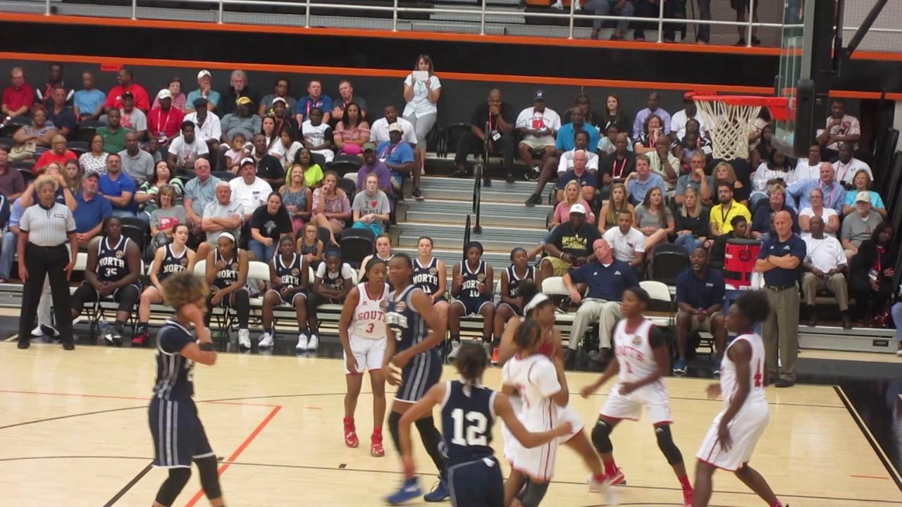 Alabama High School Girls Basketball All Star Game At Auburn University Montgomery