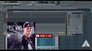 Ozuna - Te Vas | Instrumental Remake MP3+FLP | By Aitron