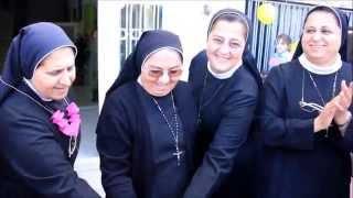 عيد الوردية 2014 في كلية راهبات الوردية / الشميساني