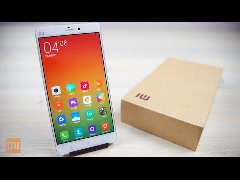 Xiaomi Mi Note - Unboxing & Hands On!