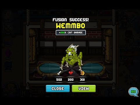 Bit Heroes- Wemmbo is better than me