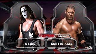 WWE 2K15 Part 1 Universe Mode XBOX ONE