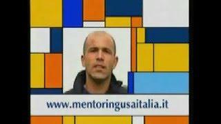 Spot di Gigi di Biagio per Mentoring USA Italia onlus