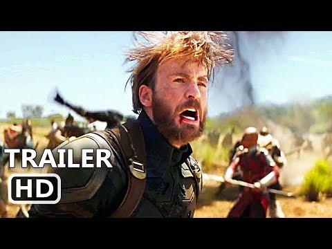 AVENGERS INFINITY WAR Official Trailer (2018) Superhero Movie HD