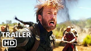 AVENGERS INFINITY WAR Official Trailer (2018) Superhero Movie HD