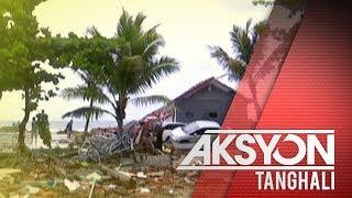 Halos 300, patay sa tsunami sa Indonesia
