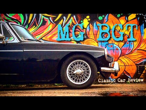 MG BGT classic car review film – Paul Woodford