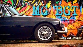 MG BGT classic car review film - Paul Woodford