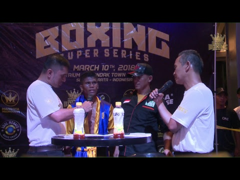 Mahkota Boxing Super Series : The Premier