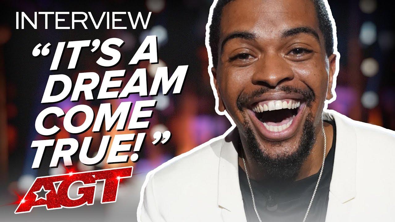 Brandon Leake Reacts to WINNING AGT - America's Got Talent 2020