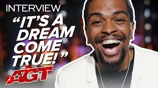 Brandon Leake Reacts to WINNING AGT - America's Got Talent 2020