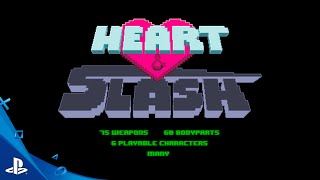 Heart&Slash - Launch Trailer | PS4