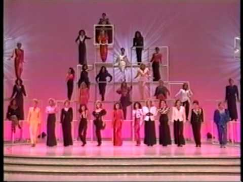 MISS AMERICA 1990 OPENING
