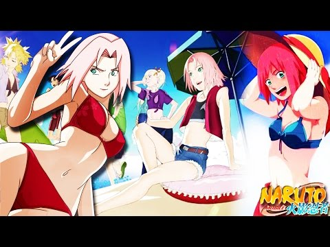 Sakura Swimsuit Naruto Mobile