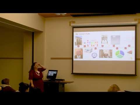 TEP Bite of Science (BOS): Michelle Lombardo, Scientist, AstraZeneca Global Biologics