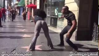 Juju on the beat TZ Anthem  JustMeNk x Aphricanape Comedy  Hollywood