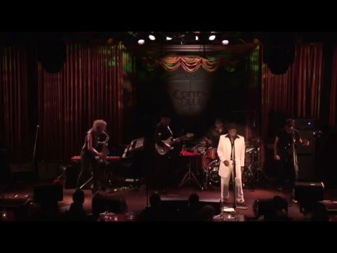 Mindi Abair and The Boneshakers LIVE at The Cotton Club Tokyo Cold Sweat