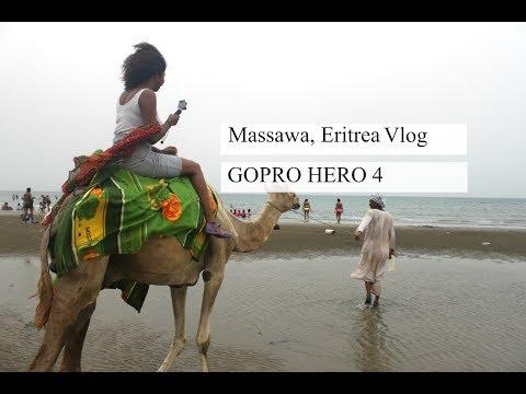 MASSAWA, ERITREA VLOG 2016 | GOPRO HERO 4