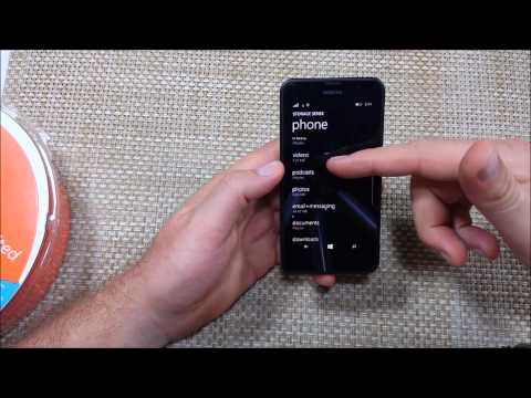 Nokia Lumia 635 630 How to transfer files photos from internal memory to external sd memory card