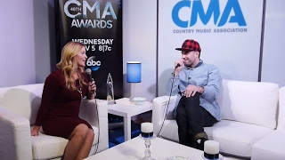 sam hunt behind the scenes at the cma awards   cma awards 2014   cma