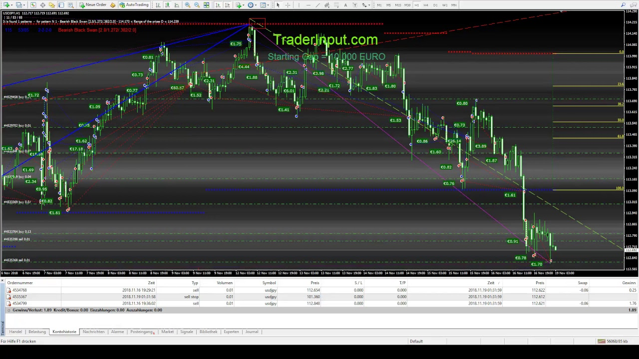 Forex trading live streaming