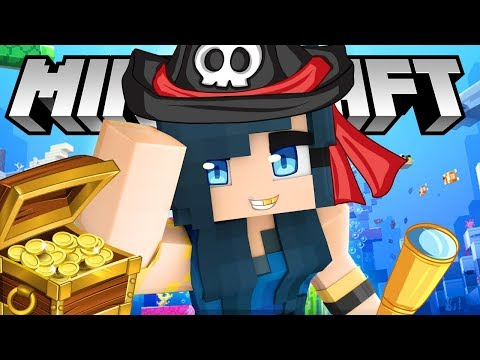 FUNNY PIRATE HIDE N' SEEK in Minecraft! thumbnail