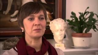 "Star Portraits Episode 103 "" Measha Brueggergosman"" with Veronica Kvassetskaia-Tsyglan"