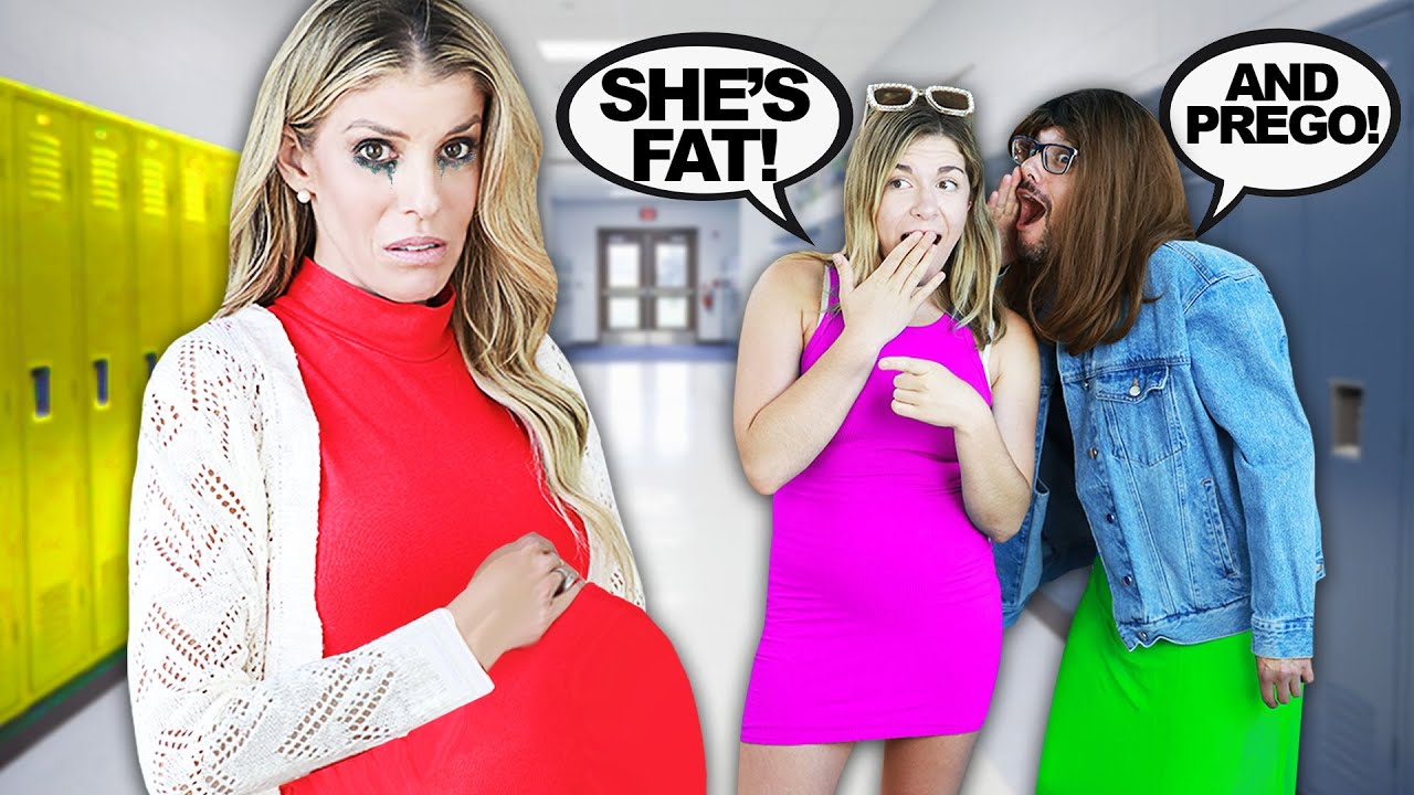 REBECCA IS SHAMED for Being PREGNANT at SCHOOL