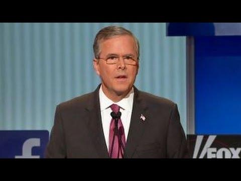 Jeb Bush defends earned legal status for illegal immigrants | Fox News Republican Debate