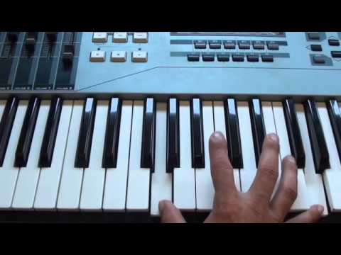 Marc Anthony - Vivir Mi Vida - Piano Tutorial - Como Tocar En El Piano -Version Facil Easy Videos De Viajes