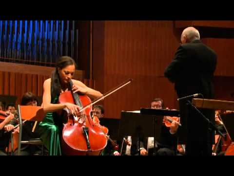 Marie Spaemann plays Schumann Cello Concerto 1st mvt.