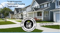 Build Your Real Estate Portfolio With Blanket Loans www.RealEstateTrainingAndCoaching.com