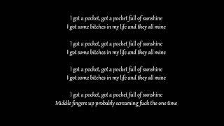 Sunshine - (Charlie Heat & Ant Beale) - (No Rain No Flowers) [Official Lyrics]