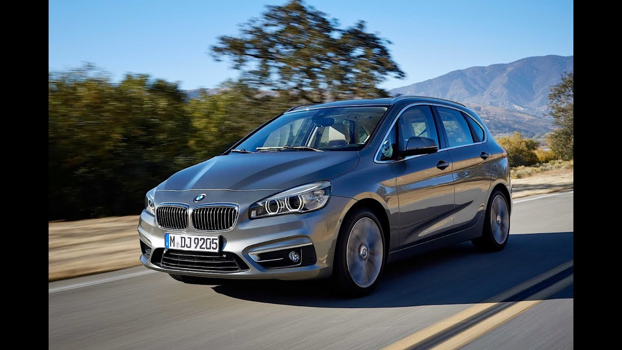 2014 bmw 216d active tourer car reviews youtube. Black Bedroom Furniture Sets. Home Design Ideas