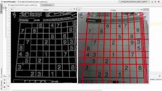 OpenCV Python Tutorial For Beginners 29 - Hough Line Transform using HoughLines method in OpenCV