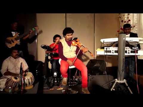 Ilam kaatru veesudhe violin play tamil song