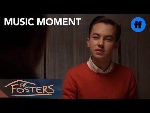 "The Fosters | Season 5, Episode 16 Music: Steve Collom - ""You're So Beautiful"" | Freeform"