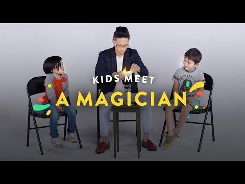 Kids Meet a Magician!   Kids Meet   HiHo Kids