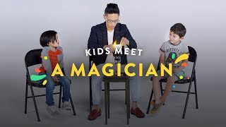 Baixar Kids Meet a Magician! | Kids Meet | HiHo Kids