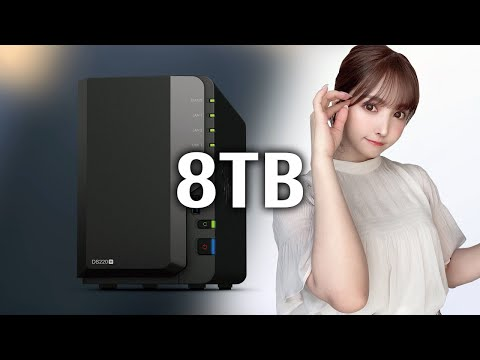 Đánh giá Synology DS220+: 8TB xem TÀI LIỆU mọi lúc