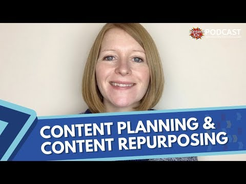 Content Planning & Content Repurposing