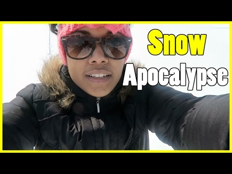 SNOW APOCALYPSE